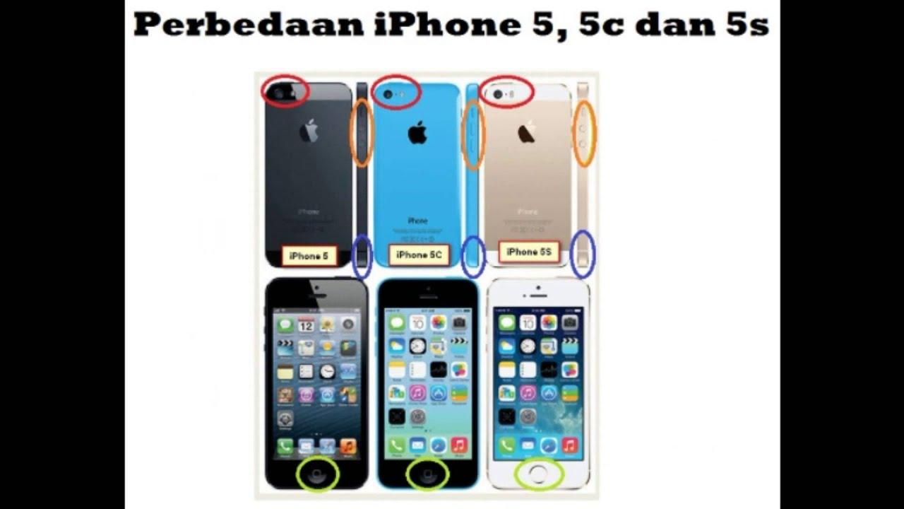 Cara Membedakan iPhone 6 dan iPhone 6s 6 Plus dan 6s Plus 5 dan 5s ...