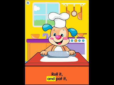Pat a cake nursery song | Top Best Apps For Kids