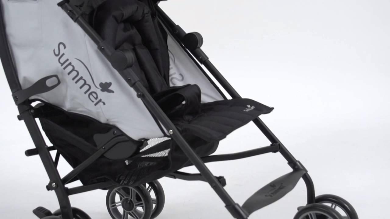 Детская коляска-трость Summer Infant 3D Flip Stroller