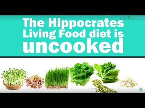 Hippocrates Health Institute: Why You Should Stop Eating Meat NOW!