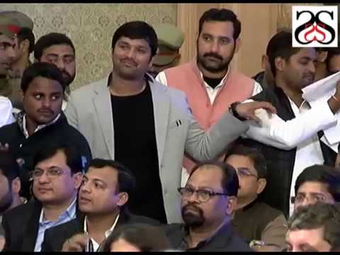 State Of The State Conclave|Uttar Pradesh| Best District Awards Akhilesh Yadav