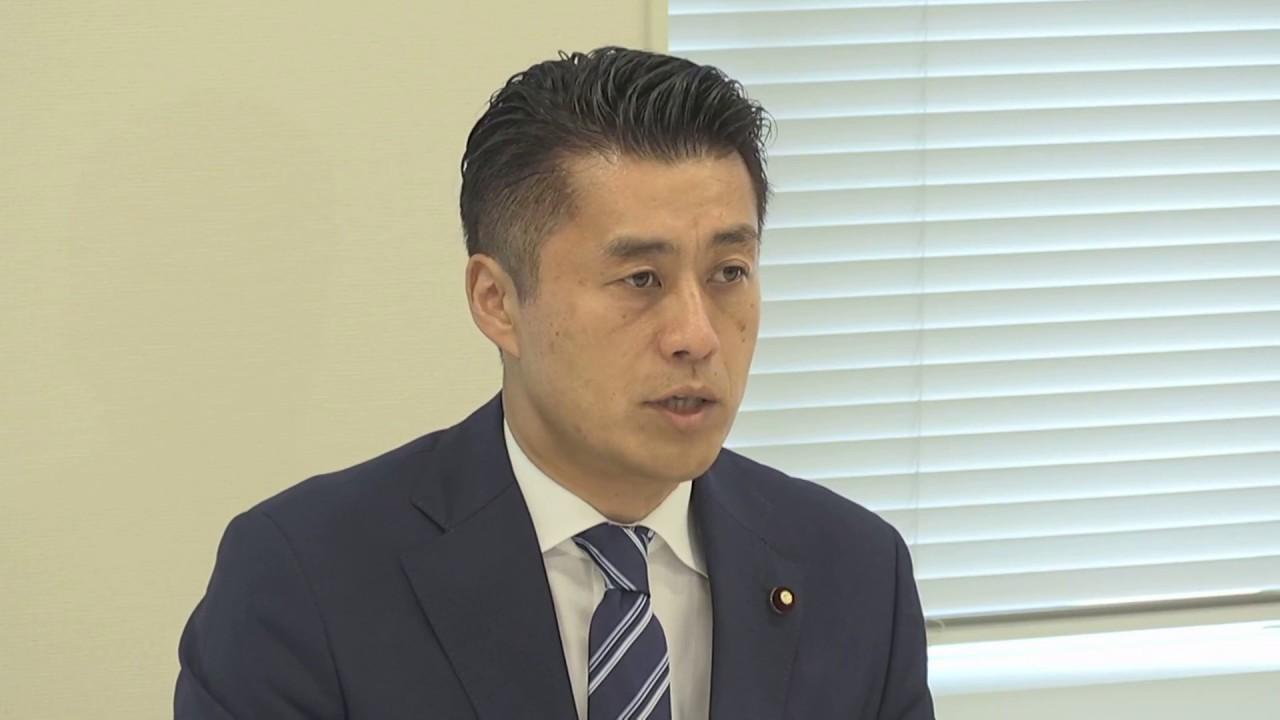 録画】民進党の細野豪志氏が記者...