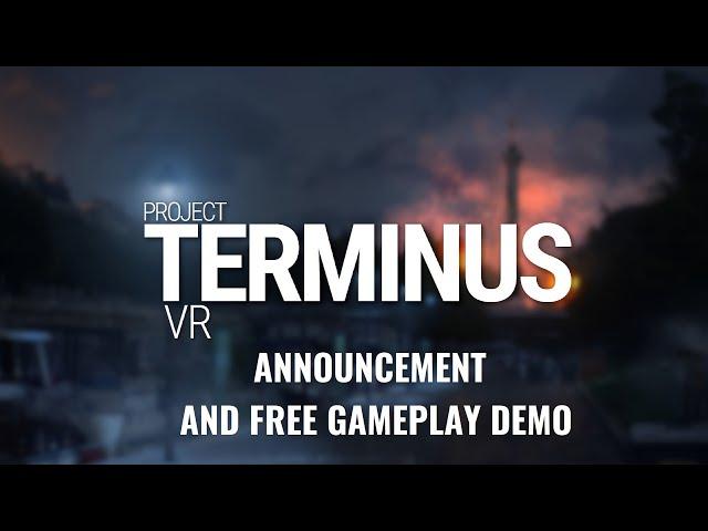 Project TERMINUS Announcement (Oculus Quest)
