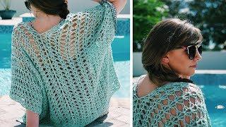 Laikini Crochet Cardigan