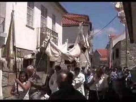 Festas de 2004 em Vila Cortês da Serra