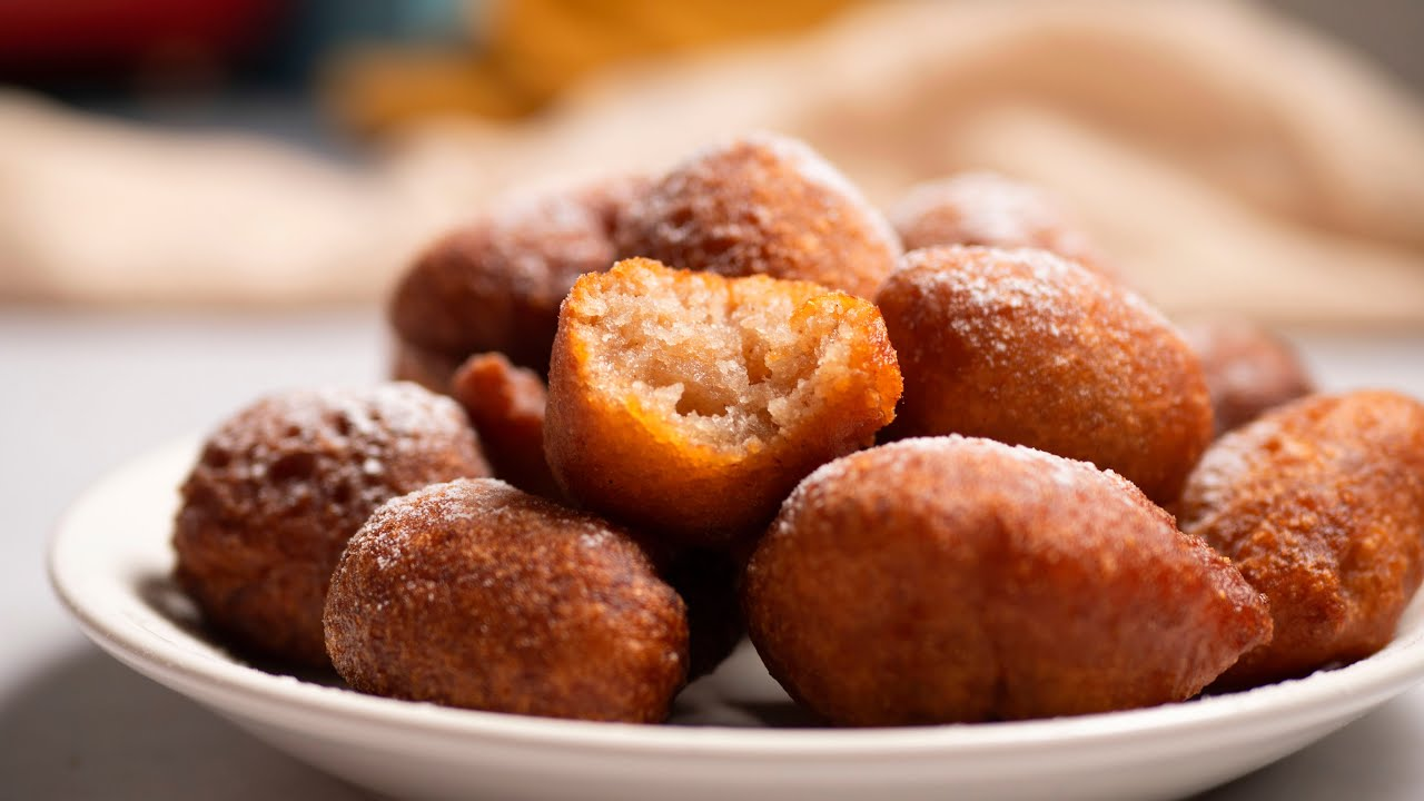 Banana Fritters, A Perfect Afternoon Snack