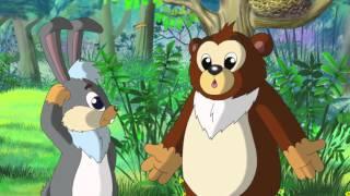 Мудрі казки тітоньки Сови - Золоті руки (Уроки тетушки Совы) серия 10