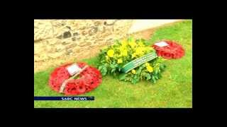 South African black soldiers who died in the First World War reburied