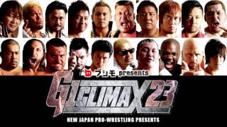 """NJPW G1 Climax 23 Theme - """"GAMBLER"""""""