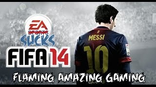 My FIFA 14 Gameplay/Commentary - Really EA?!? Screwed Us AGAIN!