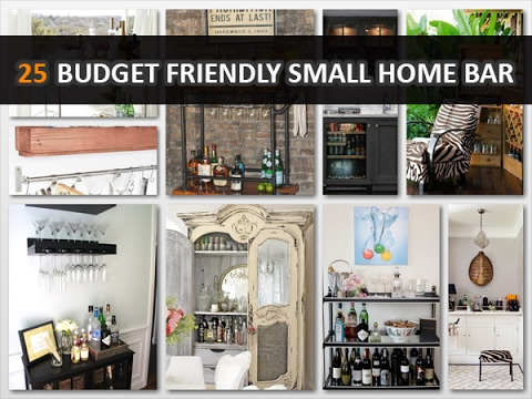 25 budget friendly small home bar design ideas deconatic youtube