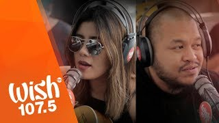 "Keiko Necesario, Quest perform ""While We Are Young"" LIVE on Wish 107.5 Bus"