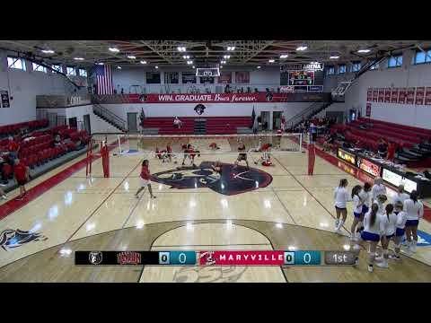 Volleyball: Union University Vs. Maryville University
