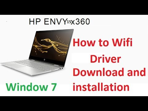descargar driver wifi windows 7 hp