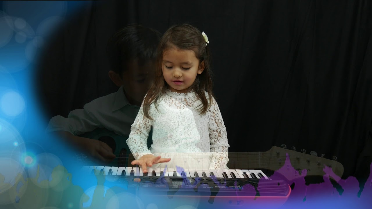 In Home Music Lessons Live Music School Online Guitar Piano Lessons For Kids Youtube