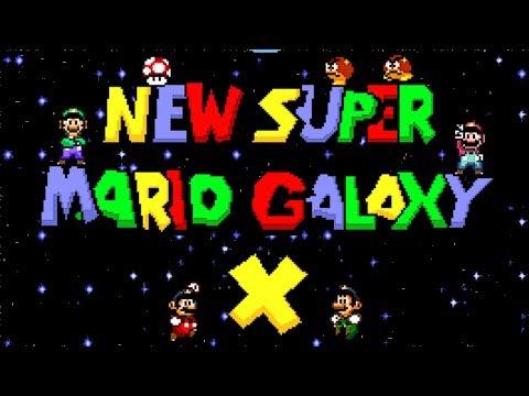 Intergalactic Plumer - New Super Mario Galaxy X