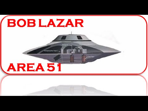 UFO Scientist Bob Lazar at Area 51   Reverse Engineering ETVs and Free Energy