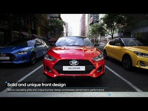 [The all new VELOSTER] Design & Performance