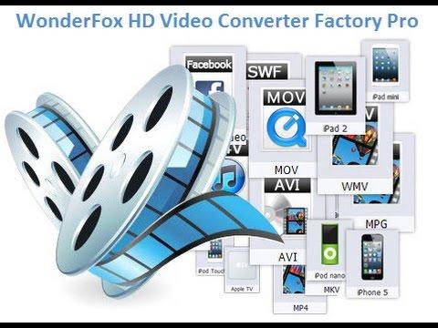 Wonderfox HD Video Converter Factory Pro Review.