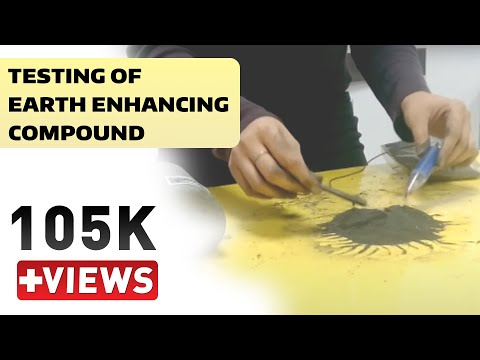 JMV Highly Conductive Earth Enhancement Compound