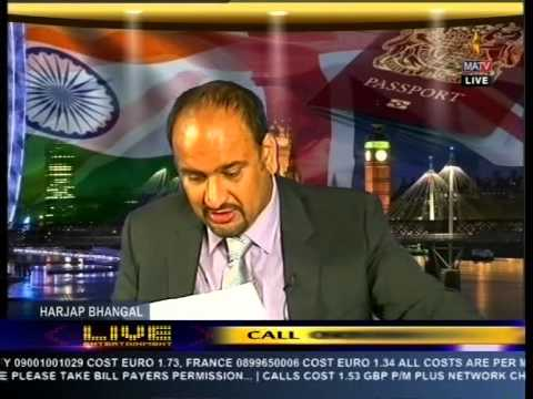 Harjap Bhangal Legal Solutions Full Show 20140124 1900   MATV National 00