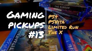 Καλοκαιρινά φορτώματα σε PS4/PSVita games! | Gaming Αγορές #13