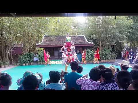 ចំរុះជនជាតិចិន China cultural
