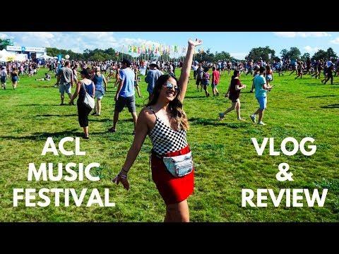 Austin City Limits (ACL) Music Festival 2018 | Vlog & Review