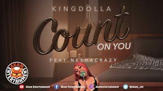 KingDolla Ft. NeshaCrazy - Count On You [Audio Visualizer]