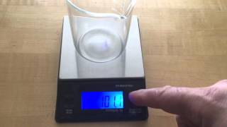 DIY EJUICE Understanding Grams & Digital Scales