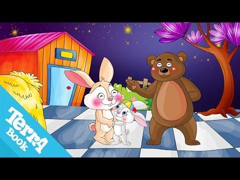 Truyện đạo đức - Thỏ con không vâng lời - Terrabook