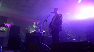 "Matthew Dear ""Shortwave"" live @ Meltdown Dallas 2010"