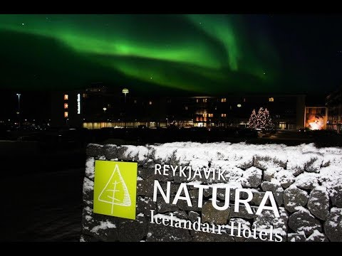 Hotel review and video from ICELAND Icelandair Hotel Reykjavik Natura