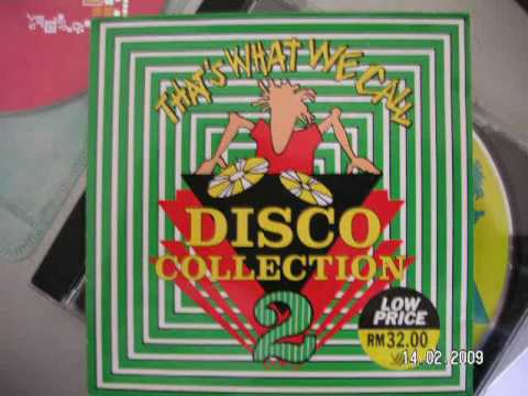 I Find The Way (A=P mix) - Roger meno 1986 euro disco