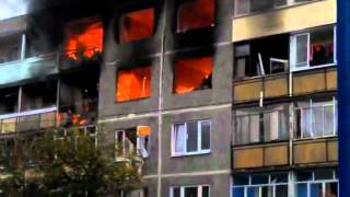 Взрыв газа в жилом доме.mp4