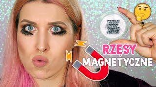 ♦ WTF?! Test magnetycznych rzęs z Ali!  ♦ Agnieszka Grzelak Beauty