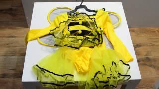 Пчелка. Карнавальные костюмы к утреннику платья нарядные праздничные Киев. Обзор 102