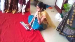 (Lyrics & Meaning) Sanskrit Song - satatam kurvantu - melodica vocal