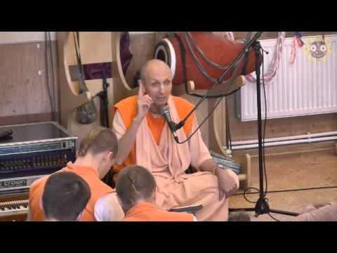 Шримад Бхагаватам 1.8.23 - Бхакти Ананта Кришна Госвами