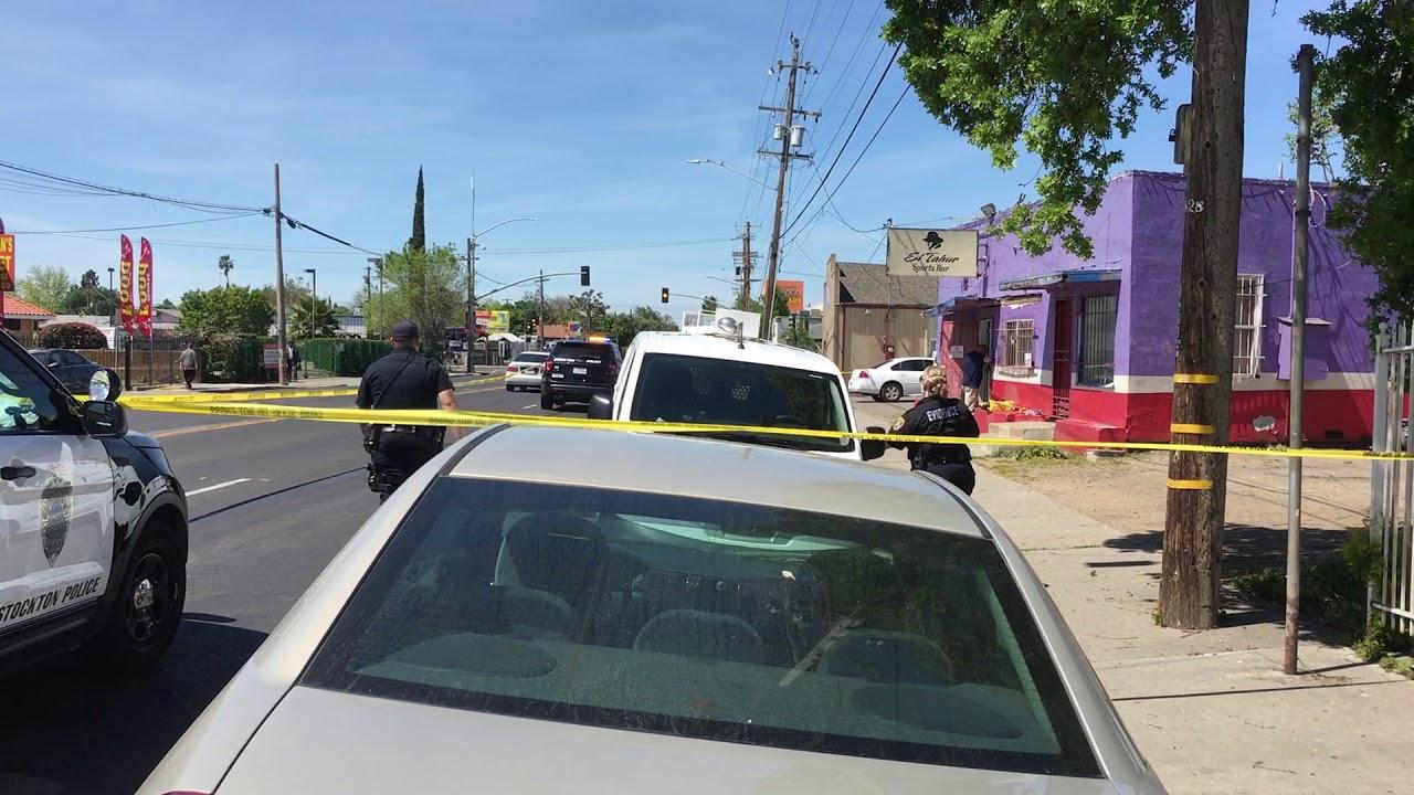 Four injured, one critically, when gunman opens fire inside