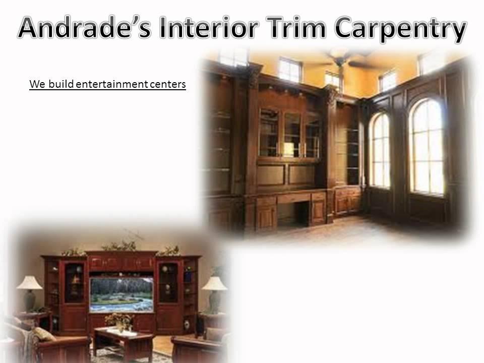 ANDRADEu0027S INTERIOR TRIM CARPENTRY IN HOUSTON TX