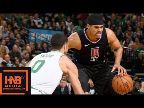 Boston Celtics vs LA Clippers Full Game Highlights / Feb 14 / 2017-18 NBA Season