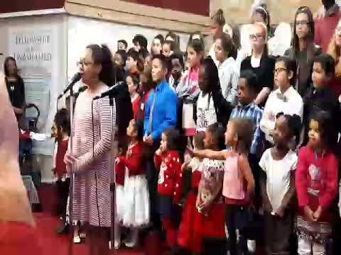 Christmas service New testament Christian church Glendale