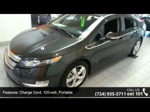 2014 Chevrolet Volt STD   Baierl Chevrolet   Wexford, PA .