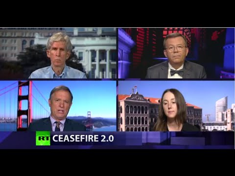 CrossTalk on Syria: CEASEFIRE 2.0