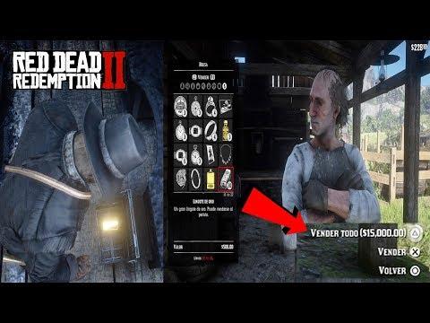 Red Dead Redemption 2 - Lingotes de ORO ilimitados - Glitch de dinero fácil $100,000 en 30mnts thumbnail