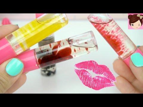 Easy DIY Lava Lip Gloss Kit - Kiss Naturals for Kids - Titi Toys