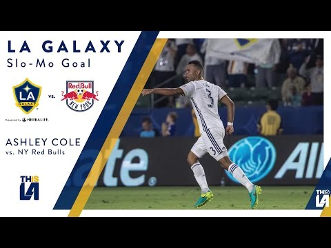 SLO-MO GOAL: Ashley Cole Equalizes vs. the Red Bulls