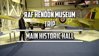 Royal Air Force Museum Hendon - Part 2: Main Historic Hall.