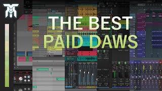 Top 10 DAWs (2018) - Best digital audio workstations